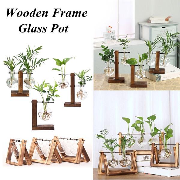 Bonsai, Home & Kitchen, glassplanter, Flowers