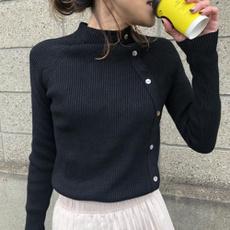 Fashion, Fashion Sweater, Spring, slim