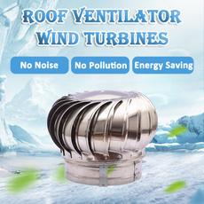 roofdecor, Steel, windturbine, Stainless Steel