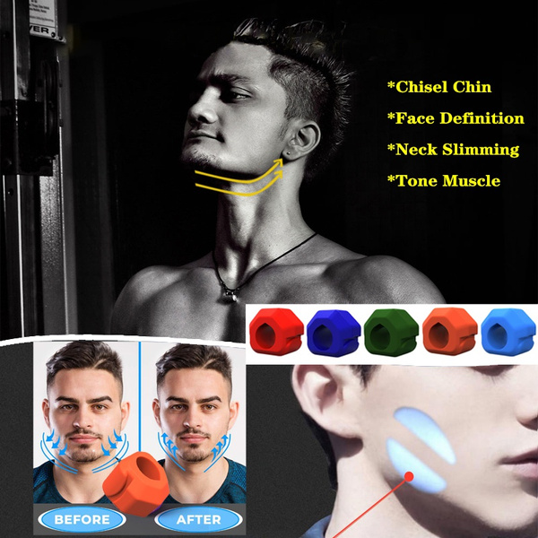 muscletrainer, Training, masseterball, Colorful