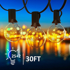 Light Bulb, Outdoor, decorativelight, festivaldecor