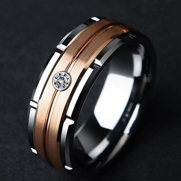 ringsformen, tungstenring, Fashion, wedding ring