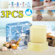 Skincare, seasaltsoap, facecleaner, skincleaning
