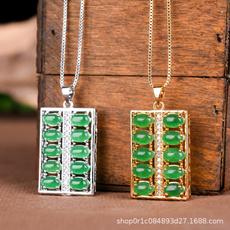 Fashion, Jewelry, jade, Emerald