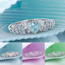 Beautiful, Heart, DIAMOND, wedding ring