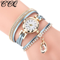 dial, quartz, Jewelry, leather