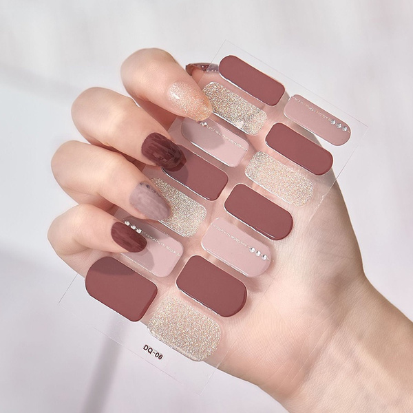 nail stickers, Laser, Gifts, Beauty