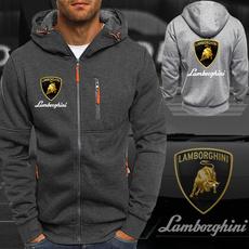 motorcyclejacket, Lamborghini, hooded, Winter