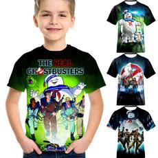 Fashion, ghostbuster, Shirt, Boys Fashion