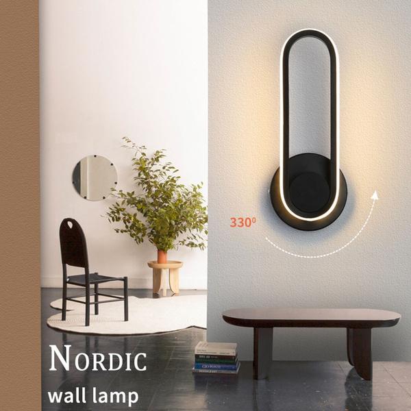 rotatable, newdesignwalllamp, led, hotellamp