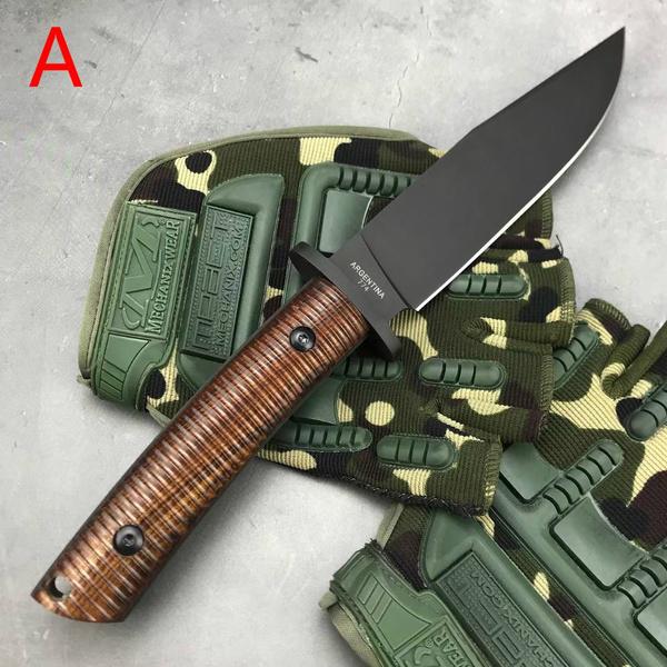 Outdoor, beshwedgefixedbladeknife, Combat, Army