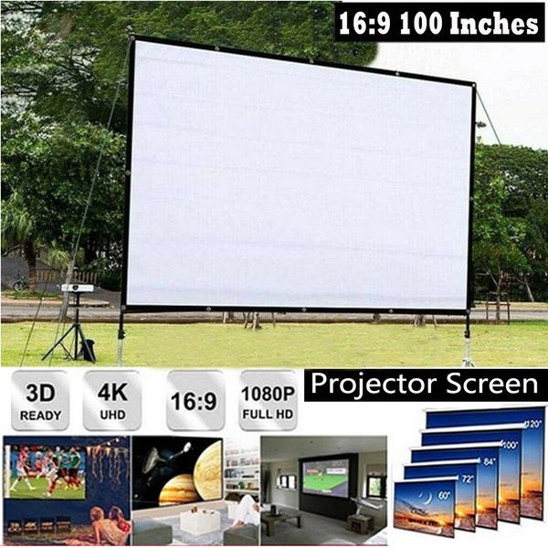 projectorscreenoutdoor, Fiber, projector, portableprojectorscreen