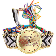 catcher, mujer, Clock, Watch