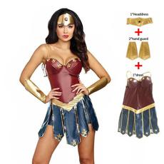 Superhero, Carnival, Costumes & Accessories, Cosplay Costume