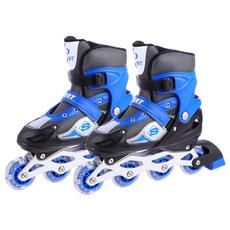 rollerskate, singlerowskateshoe, skateshoe, glitteryskateshoe
