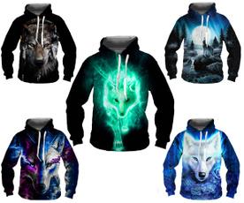 Hip-hop Style, Fashion, Hoodies, hoodedjacket