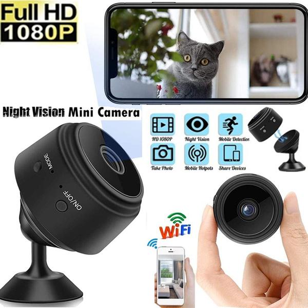 motionsensor, Webcams, Mini, dvrcamera