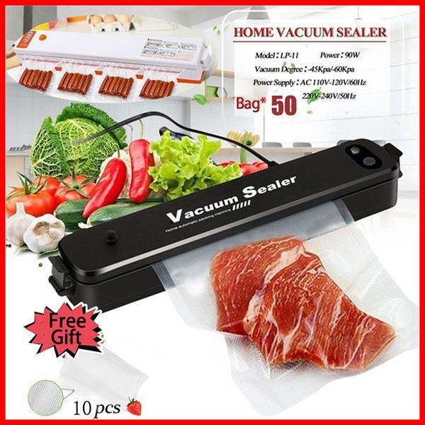 foodssaver, led, freshkeepingbag, lights