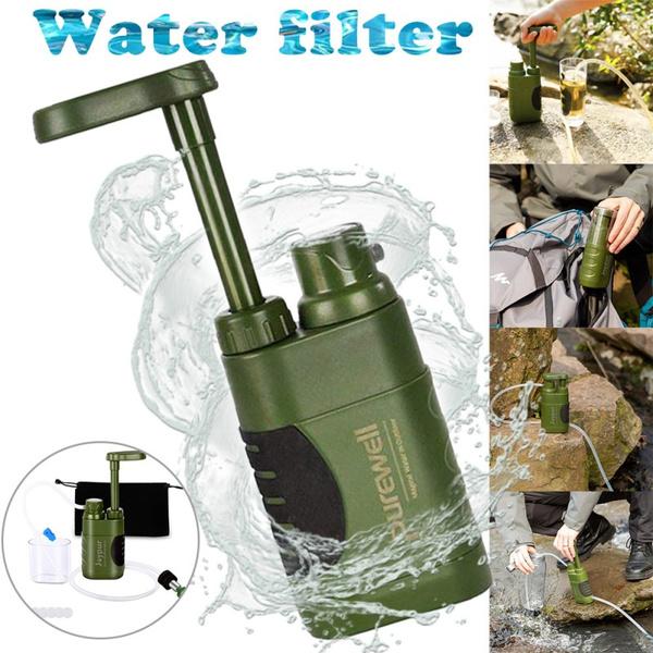 waterpurifier, Mini, Outdoor, camping