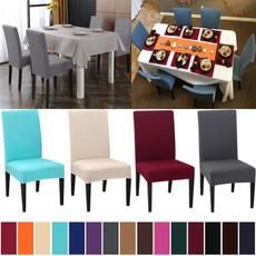 chaircoversdiningroom, Spandex, Home Decor, houssedechaise