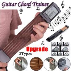 6fretpocketguitar, beginnertrainertool, Musical Instruments, guitarchordtrainer