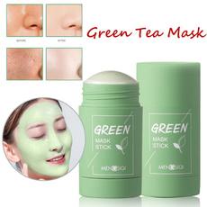 greenteamask, facecleaningmask, Green Tea, mudmask