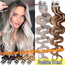 hairextensionshumanhair, curlyhairextension, human hair, tapeinhumanhairextension