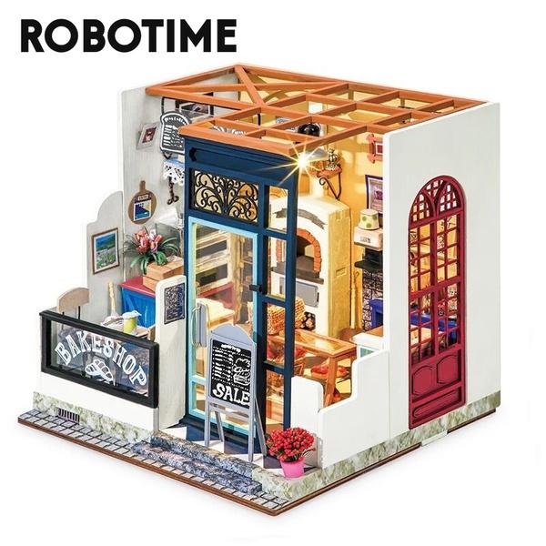 Toy, diydollhouse, Wooden, house