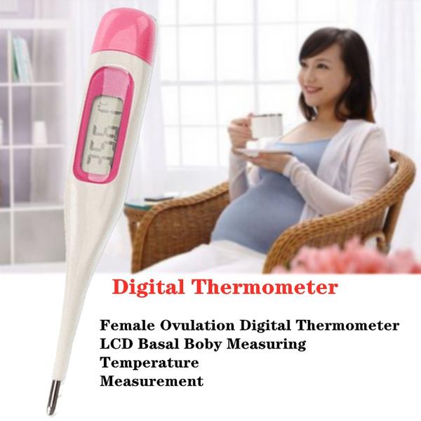 ovulationthermometer, Temperature, ovulationdigitalthermometer, lcdthermometer