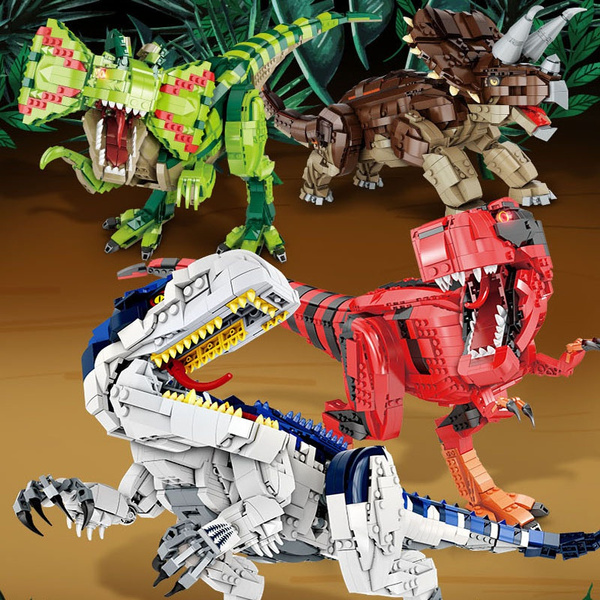 dinosaurtoysforboy, Toy, animalmodel, assemblymodel