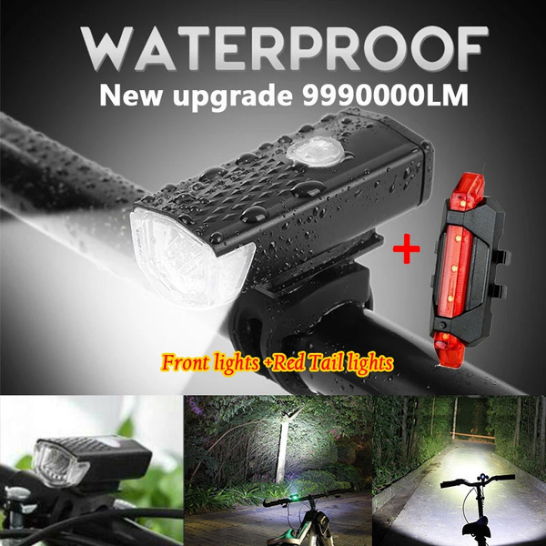 Flashlight, Bicycle, waterprooflight, bicylclelight