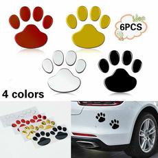 Car Sticker, Jewelry, gold, Pets