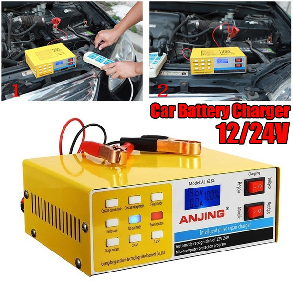 automotivetoolsampsupplie, carbatterycharger, Electric, fastbatterycharger
