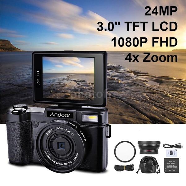 Flashlight, Mini, digitalvideocameracamcorder, uv