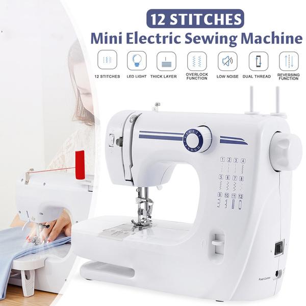 sewingknittingsupplie, sewingtool, led, portablesewingmachine
