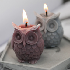 Owl, Home Supplies, siliconemould, diycraft