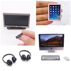 Mini, Toy, Tablets, dollhouseminiature