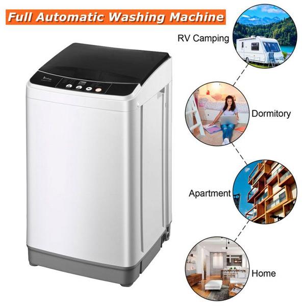 Machine, Laundry, Electric, miniwasher