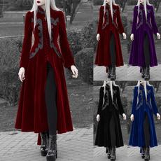 gothicjacket, Goth, Fashion, velvet
