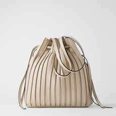 Shoulder Bags, Pleated, Bags
