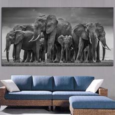 canvasprint, Wall Art, elephantcanvaspainting, canvaspainting