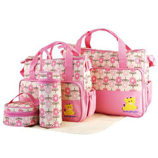 Baby, pink, Bags