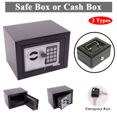 digitalsafebox, Box, password, Jewelry