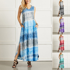Summer, Fashion, off shoulder dress, sundress