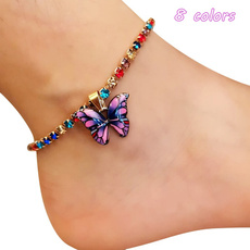 butterfly, Summer, Fashion, butterflybracelet