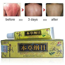 Chinese, herbalcream, itching, Medical