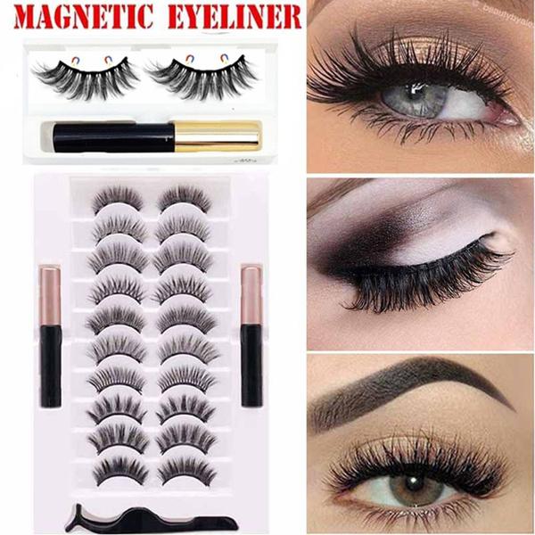 False Eyelashes, longlasting, Eye Shadow, Fashion