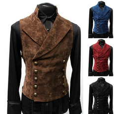 GOTHIC DRESS, Medieval, Cosplay Costume, Men