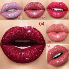 Women, DIAMOND, Lipstick, lipgloss