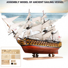 woodensailingboat, diyboatmodel, assembly, Wooden